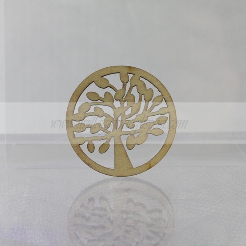 Top Vendita online Ciondolo albero della vita in legno RT87