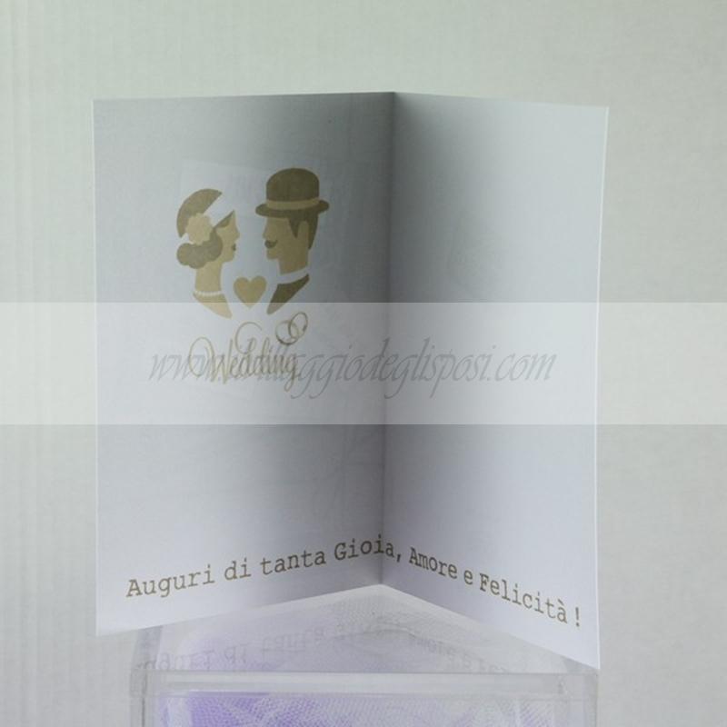 Auguri Matrimonio Busta : Vendita online biglietto d auguri per matrimonio shabby