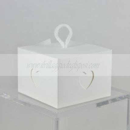 Fai da te scatole per bomboniere in pvc o cartone il for Foto calamita fai da te