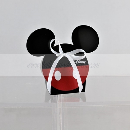 Linea DISNEY - MICKEY MOUSE linea RED&BLACK