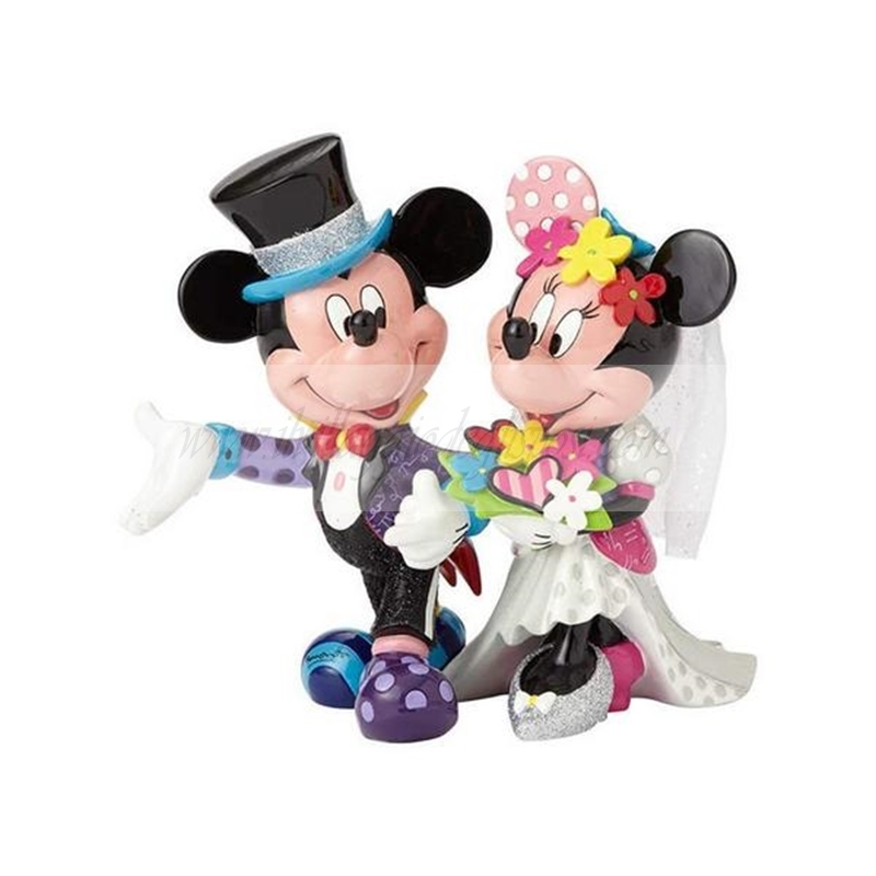 Topolino & Minnie by R. Britto