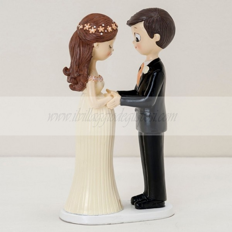 1c223e7f8fc Vendita online Cake topper sposa incinta