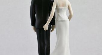 Matrimonio Tema Juve : Cake topper statuine per torte il villaggio degli sposi