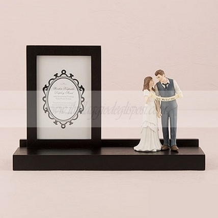 Base per cake topper NERO