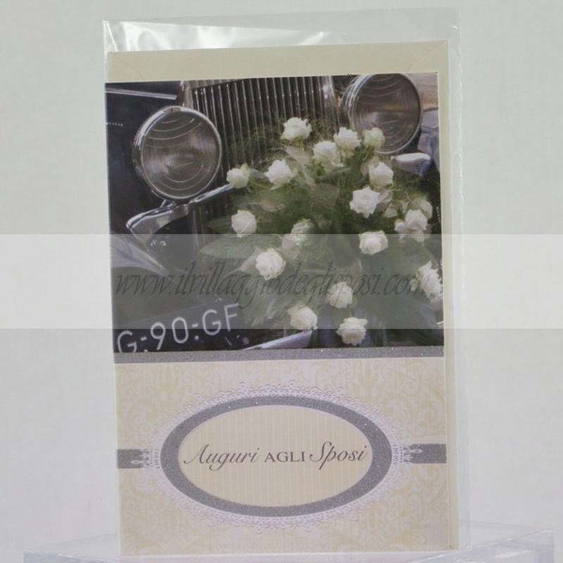 Auguri Per Matrimonio Immagini : Vendita online biglietto d auguri per matrimonio rolls royce