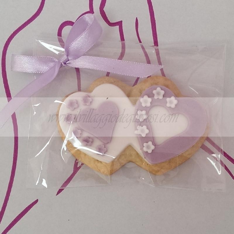 Vendita online Biscotti a forma di cuore