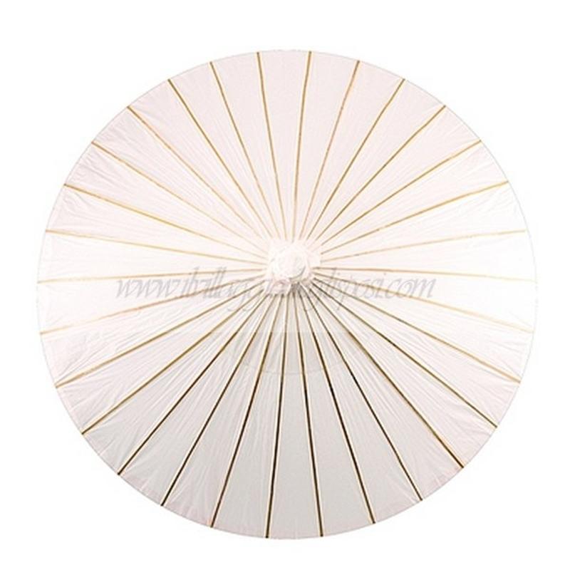 505a8c3bab08 Vendita online Ombrello parasole in carta di bambù - VARI COLORI