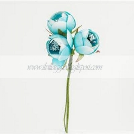 Ranuncoli decorativi - 12 pz -TIFFANY