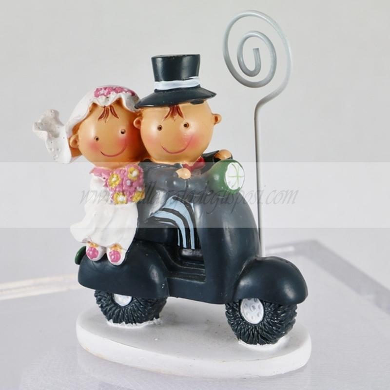 Segnaposto Matrimonio Moto.Vendita Online Segnaposto Pit E Pita In Moto