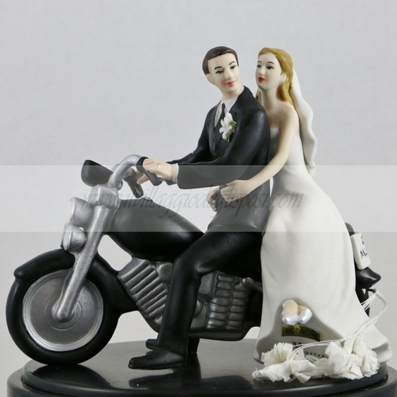 Bomboniere Matrimonio Moto.Vendita Online Sposi In Moto